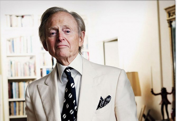 Tom Wolfe - A kép forrása: The National Endowment for the Humanities (NEH)